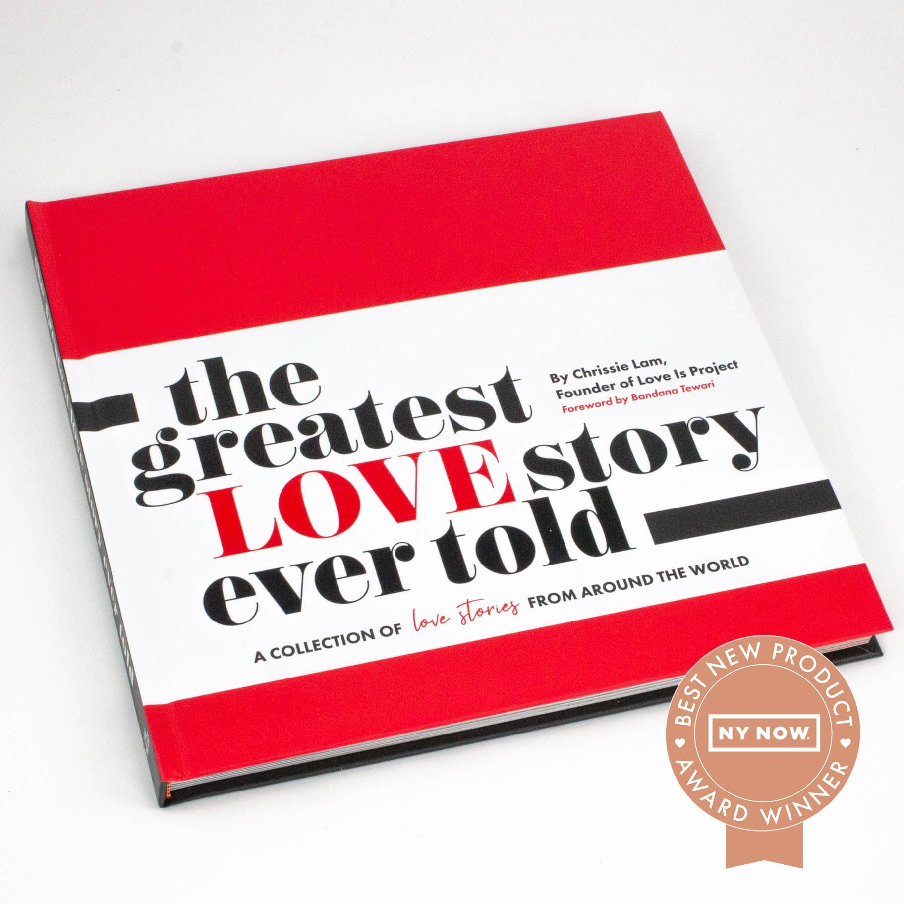BOOK - The Greatest Love Story Ever Told - Love Is Project