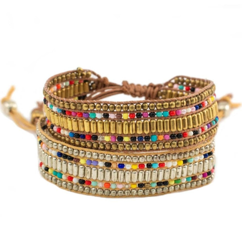 Bundle - Darjeeling Bracelets - Love Is Project