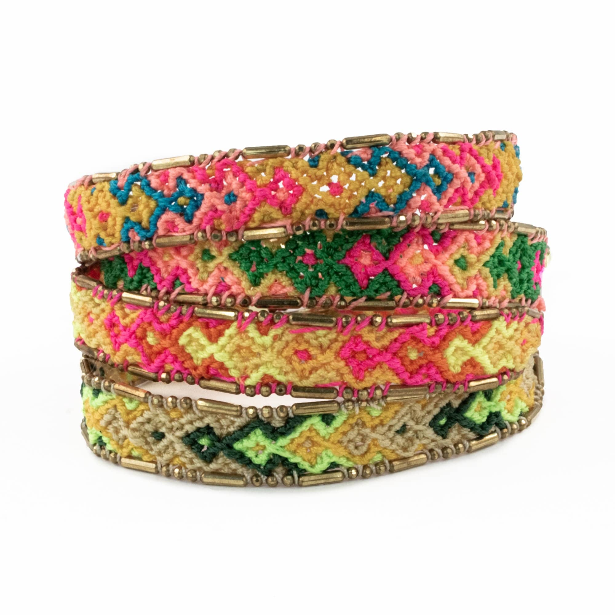 Bundle - Jungle Friendship Bracelets