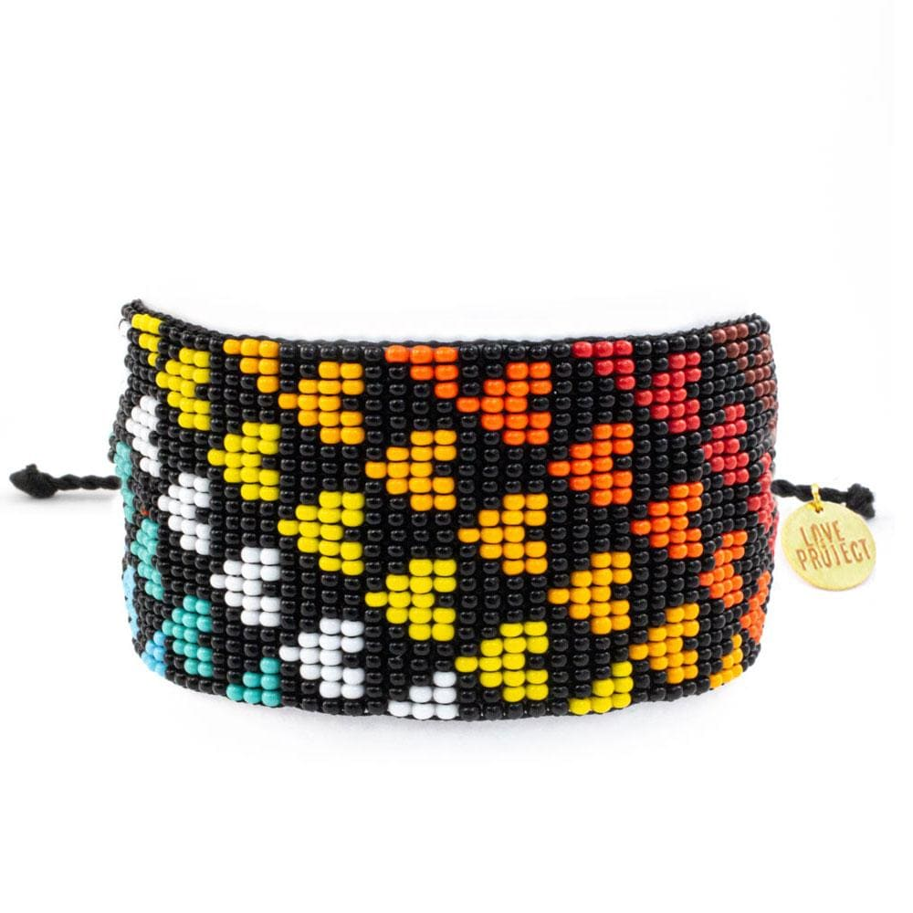 New Arrival | Over the Rainbow Hearts Bracelet