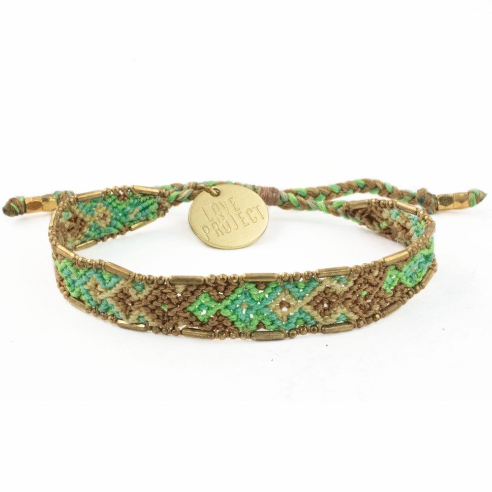 Bali Friendship Bracelet - Spark Dust