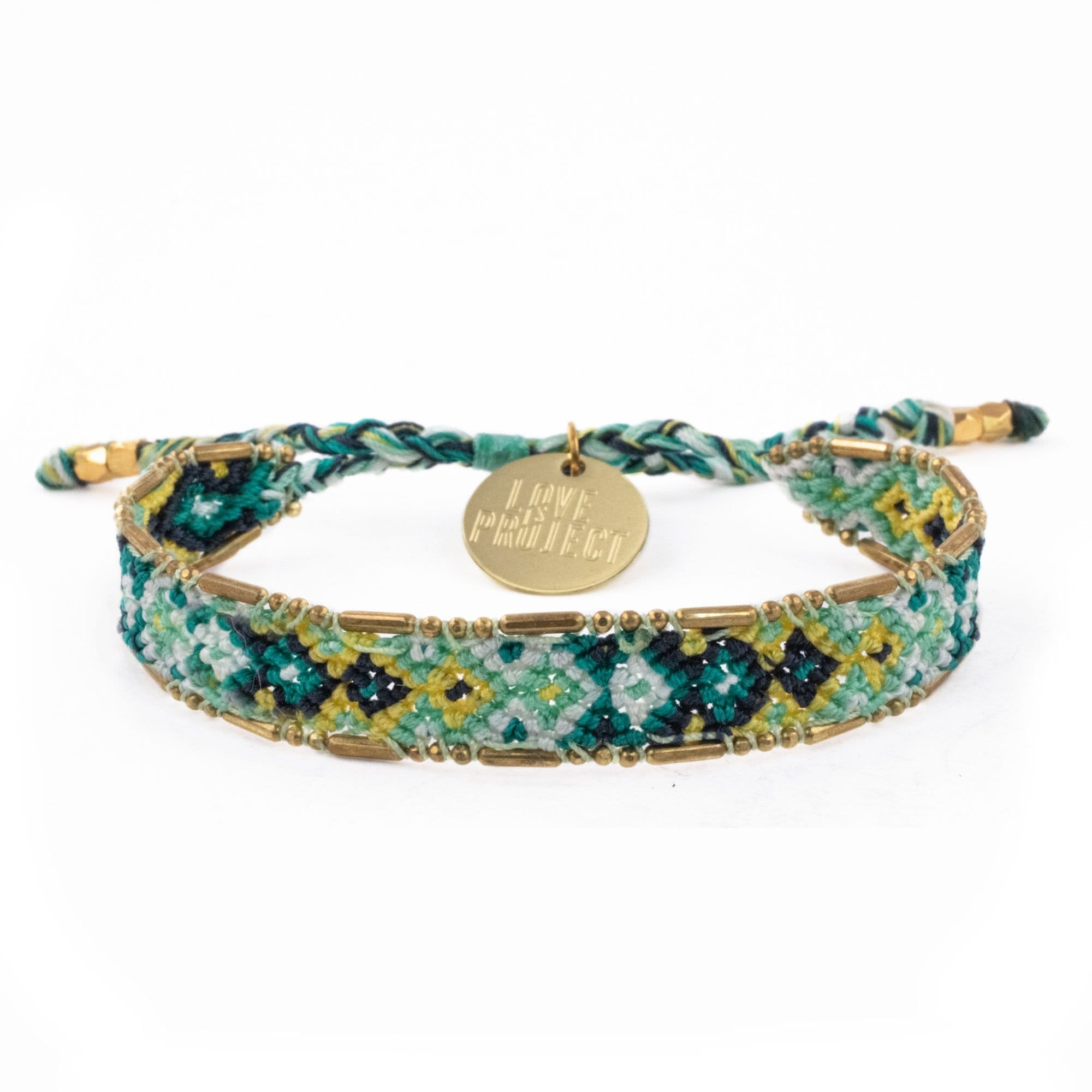 Bali Friendship Bracelet - Spark Light