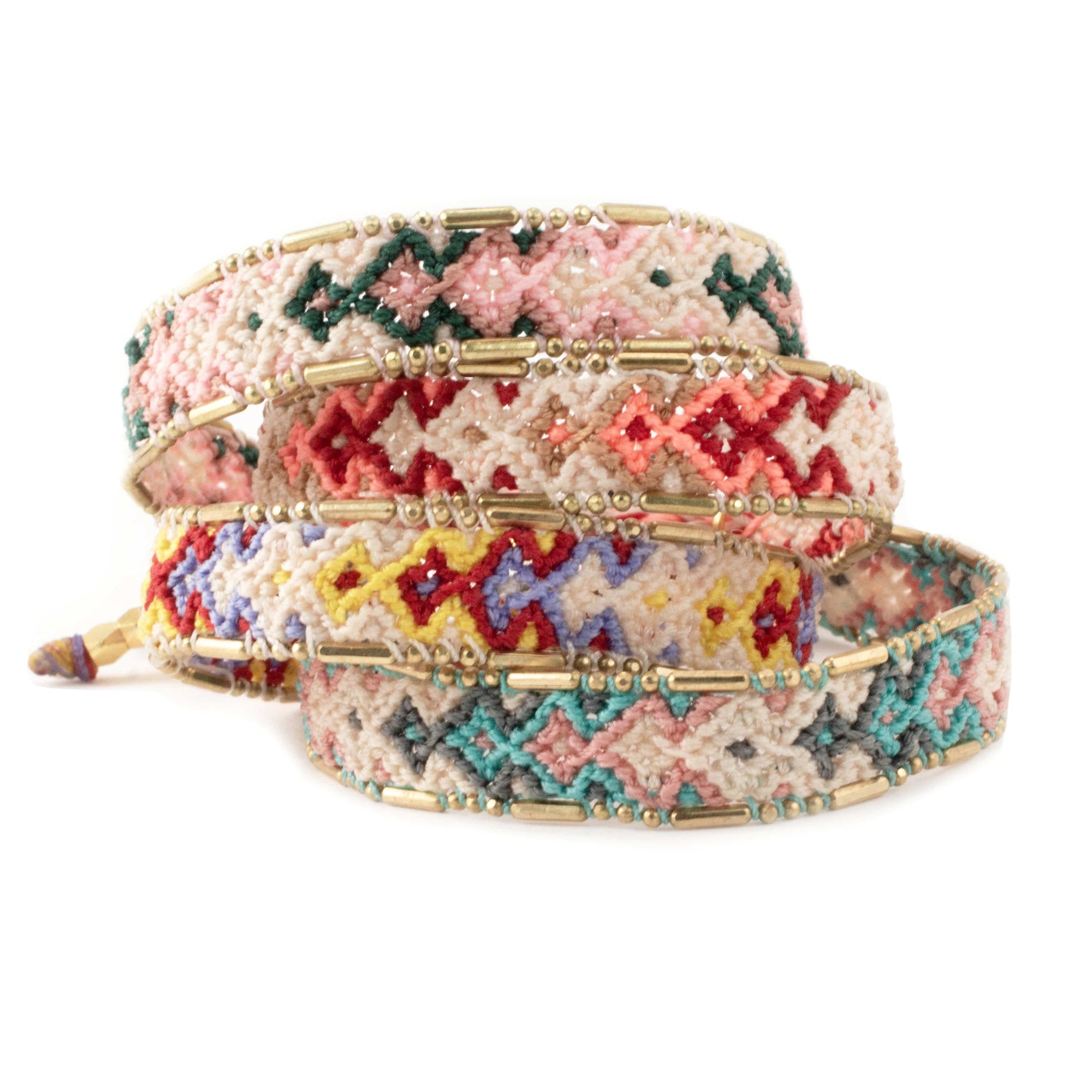 Bundle - Desert Friendship Bracelets