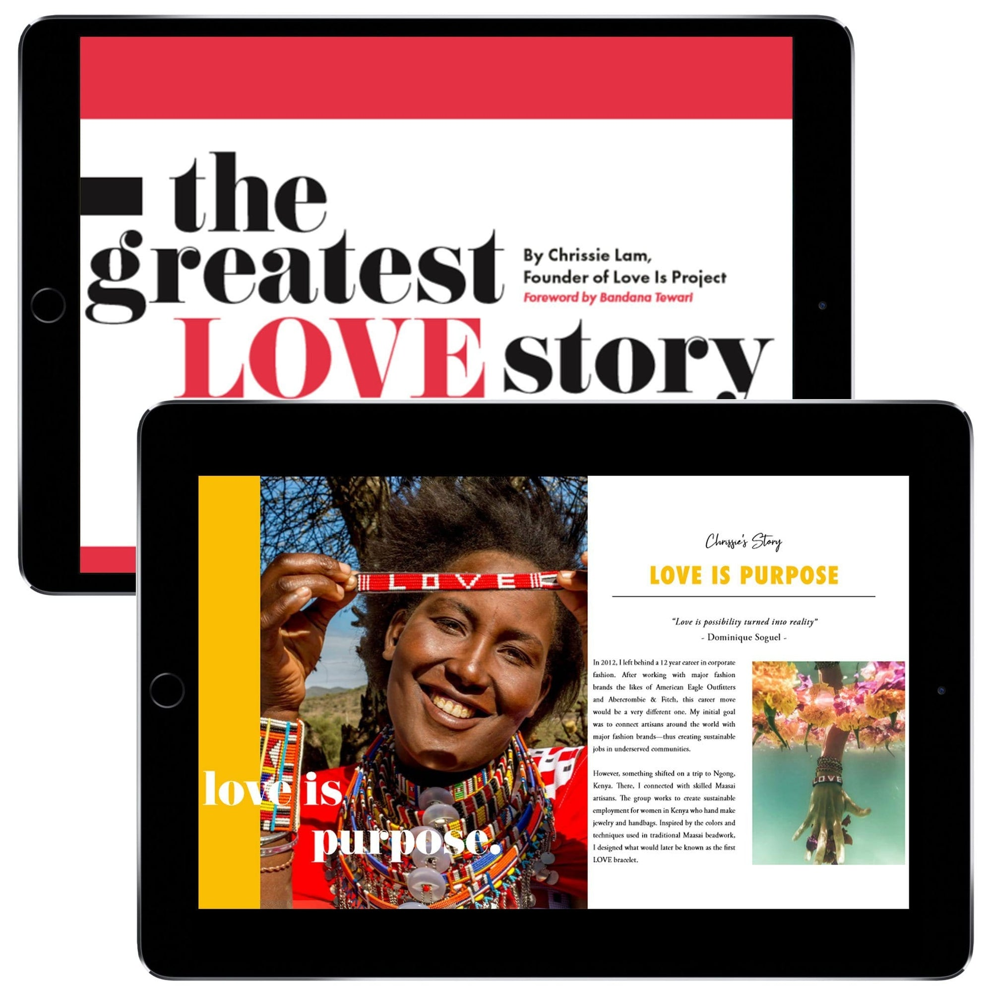 eBook - The Greatest Love Story Ever Told