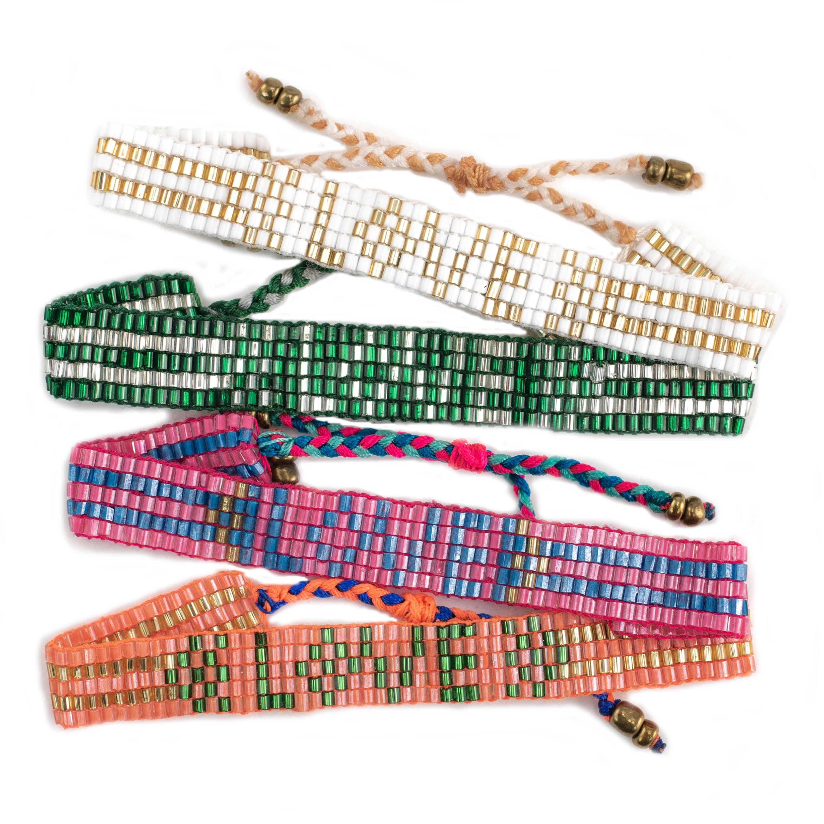 Bundle - Seeds of LOVE Bracelets