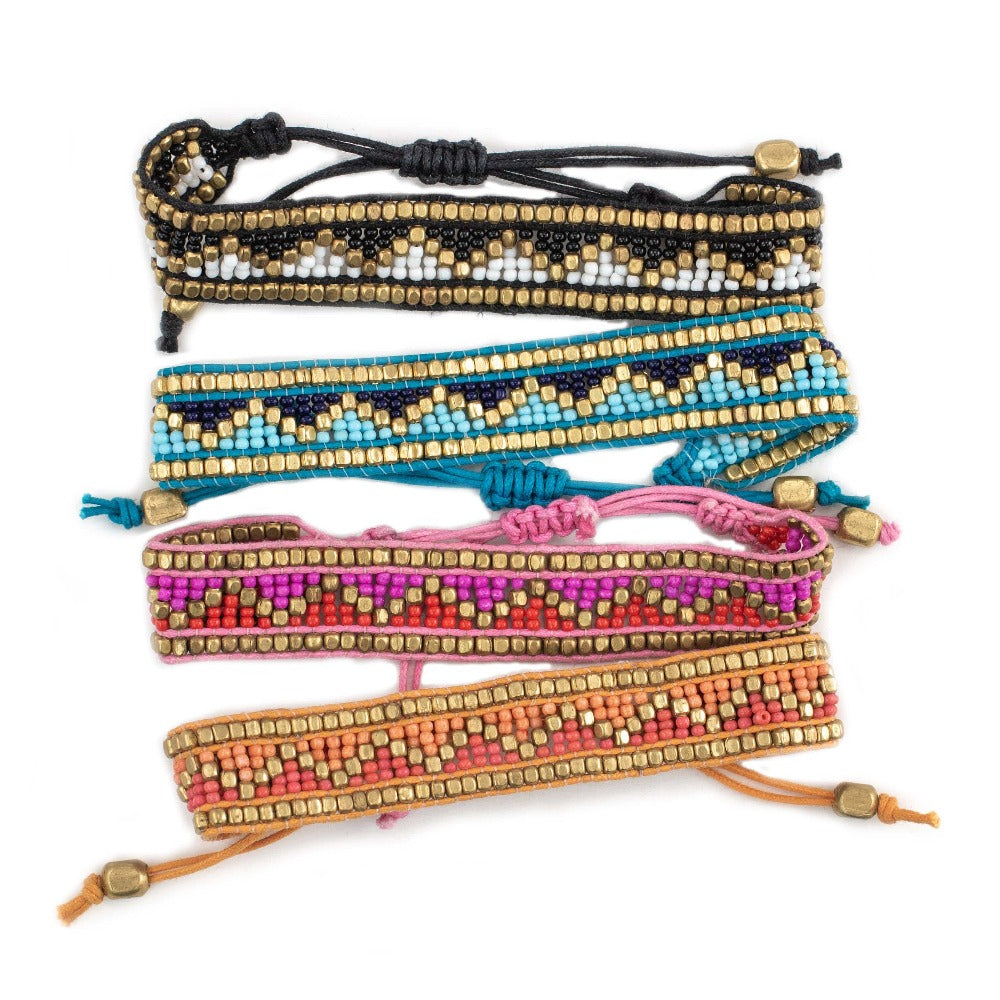 Bundle - Taj Bracelets - Love Is Project
