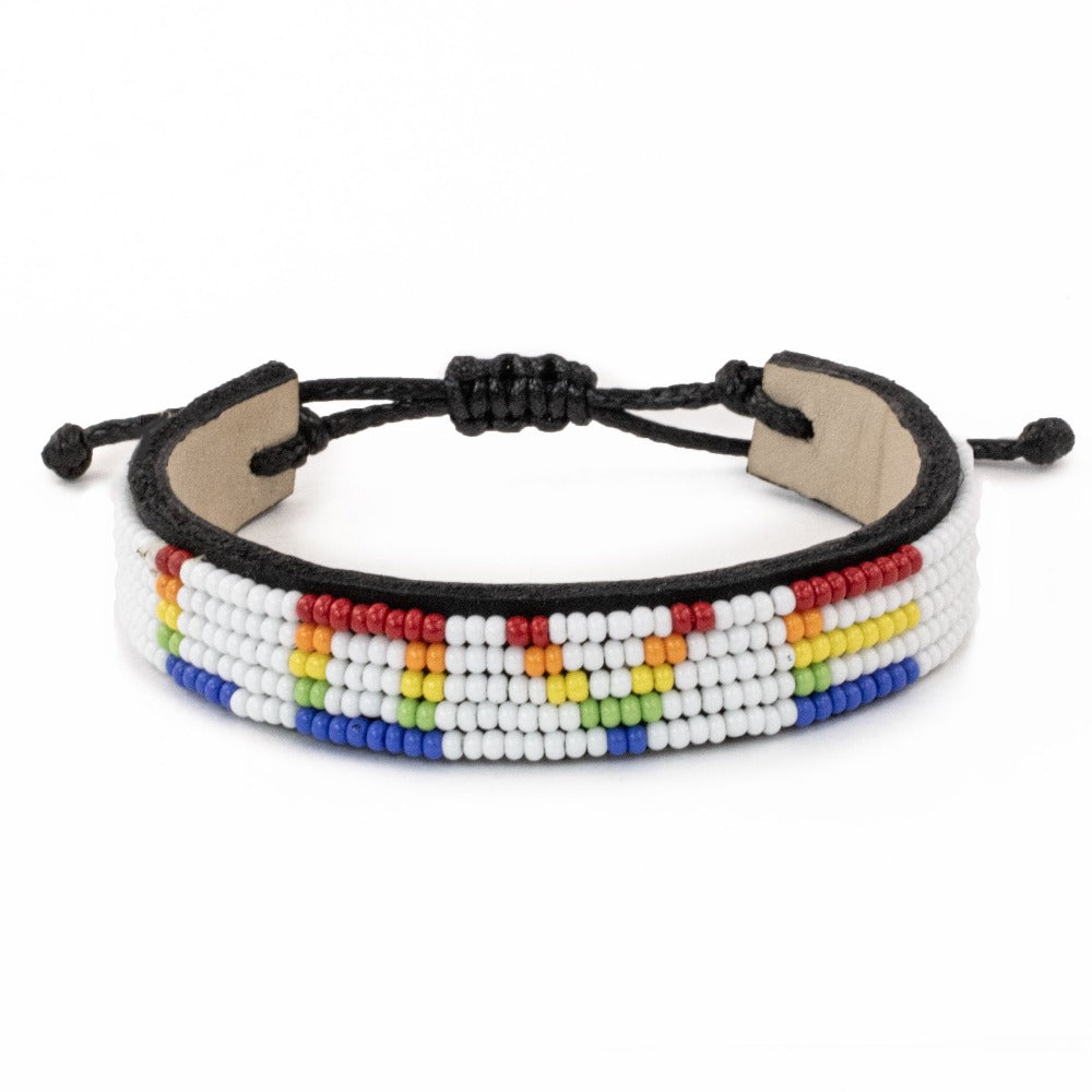 Rainbow Love Wins Bracelet