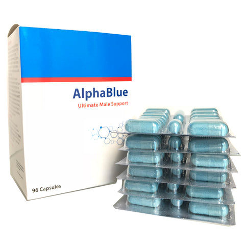 AlphaBlue - Ultimate Male Support - Special Offer!