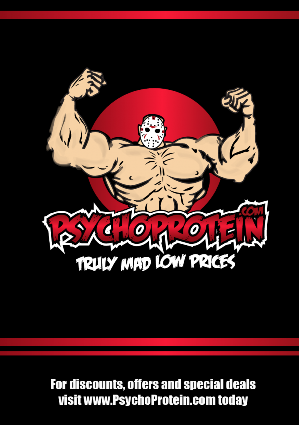 Psycho's Ultimate Muscle Mass PACKAGE!