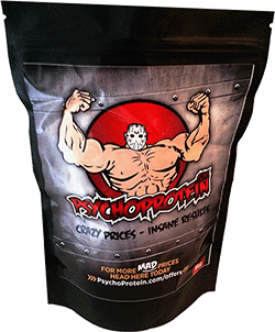 Psycho's Pure AAKG (Accelerated L-Arginine) Powder
