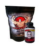 Psycho's Purest 100% L-Arginine Powder and Capsules