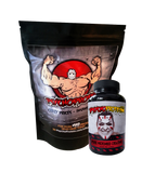 Psycho's 200 Mesh Absorbable Creatine - Powder and Capsules