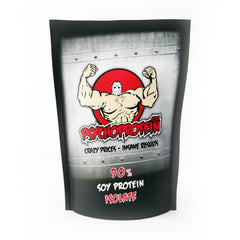 Psycho's Soy Protein Isolate 90% Protein! - Super Deal