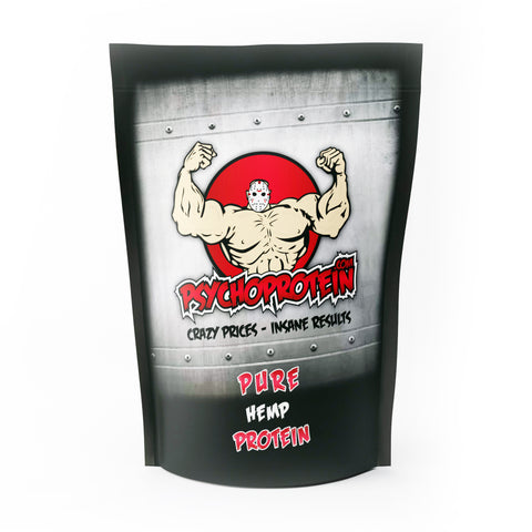 Psycho's Pure Hemp Protein - Super Deal!