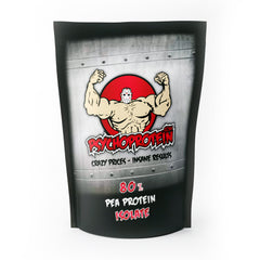 Psycho's 80% Pea Isolate Protein - Super Deal!