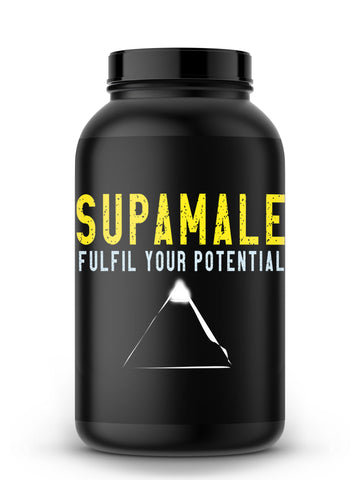 SupaMale - The Ultimate Protein System For Men 35+