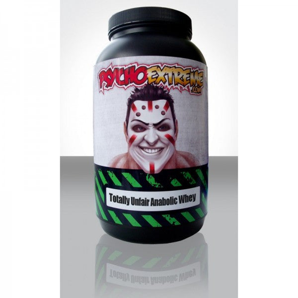 Psycho's Totally Unfair Anabolic Whey
