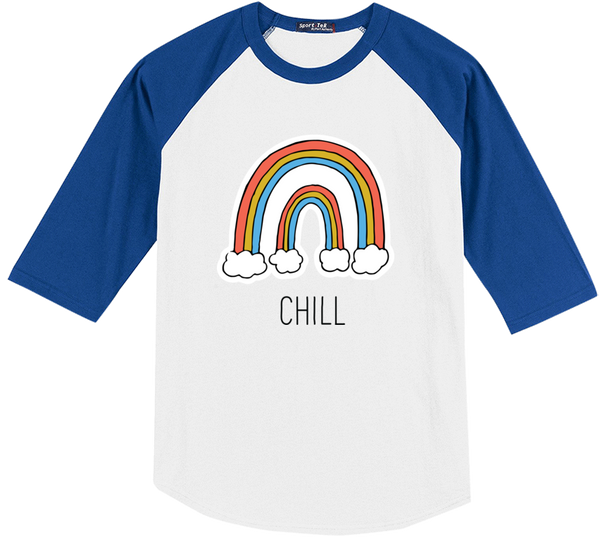 Chill Baseball T-Shirt (Unisex)