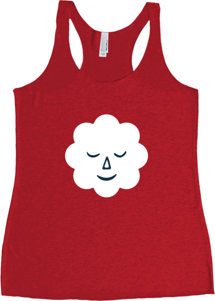 Stop, Breathe & Think Cloud Tank Top