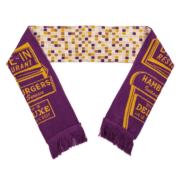 Dick's Scarf In Local Legends Colors
