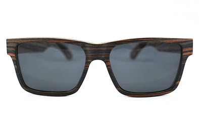 Ebony Wood Sunglasses - Nomad
