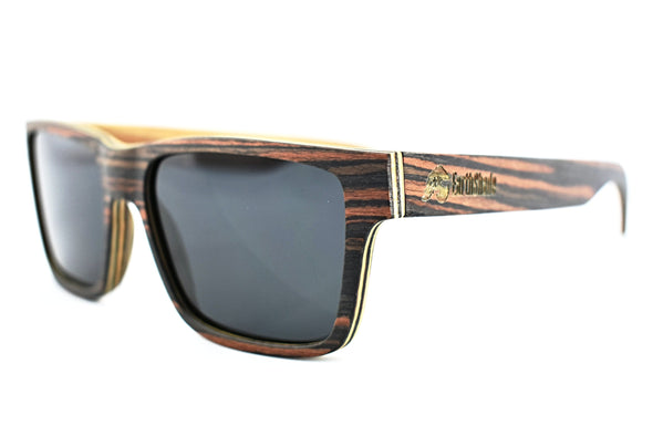 Ebony Wood Sunglasses For Men