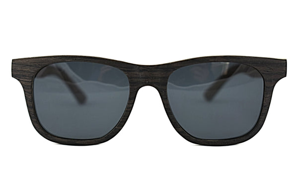 Black Oak Wooden Sunglasses For Men And Women