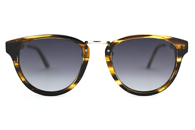 Wood & Acetate Sunglasses - Uptown