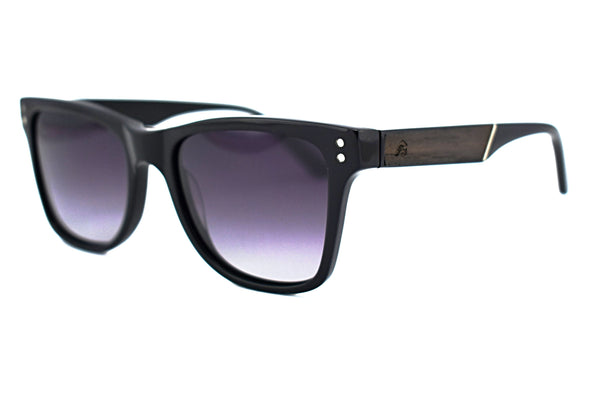 Wood & Acetate Sunglasses - Parker