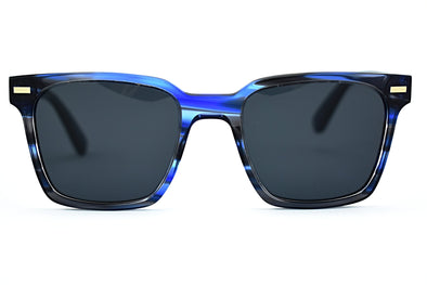 Acetate & Wood Sunglasses- Lenox