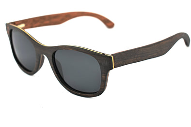 Black Sandalwood Sunglasses - Bonnie
