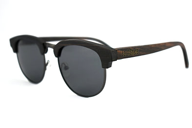 Club - Classic Wood Sunglasses