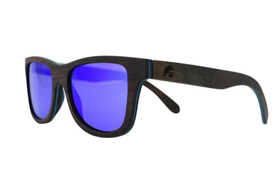 Layered Black Oak Classic Sunglasses - Destin