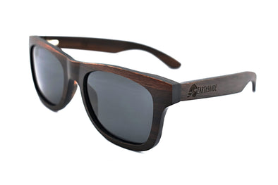 Classic - Ebony Wood Sunglasses