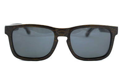Retro Style Bamboo Wood Sunglasses With Polarized Lens
