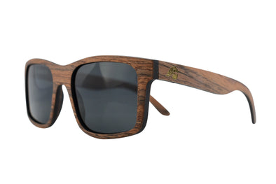 Redwood Layered Mens Sunglasses - Logan