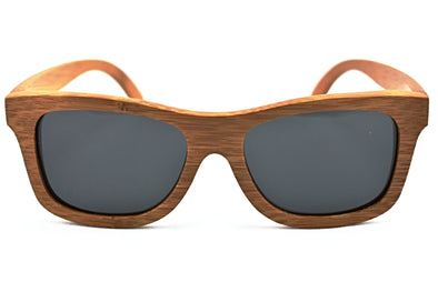 Carbonized Bamboo Classic Sunglasses - Origins