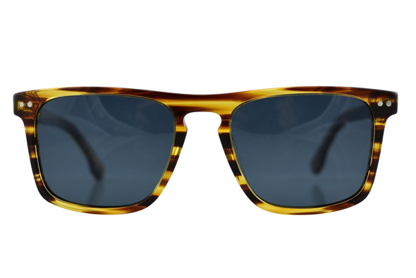 Cotton Acetate & Wood Sunglasses - Ventura
