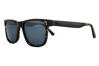 Premium Acetate + Wood Sunglasses - Venture