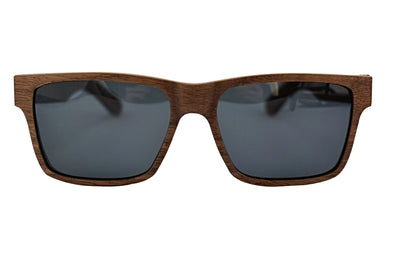 Walnut Wood Sunglasses - Nomad
