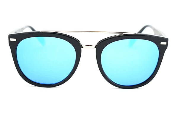 Acetate With Wood Sunglasses For Women