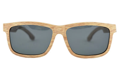 Beechwood Polarized Layered Wood Sunglasses - Terra