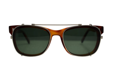 Eco Acetate Sunglasses - Clipper