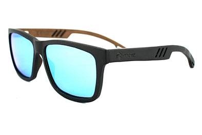 Black Walnut Wood Sunglasses - Terra