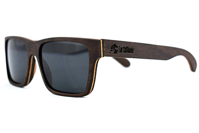 Black Sandalwood Sunglasses - Daytona