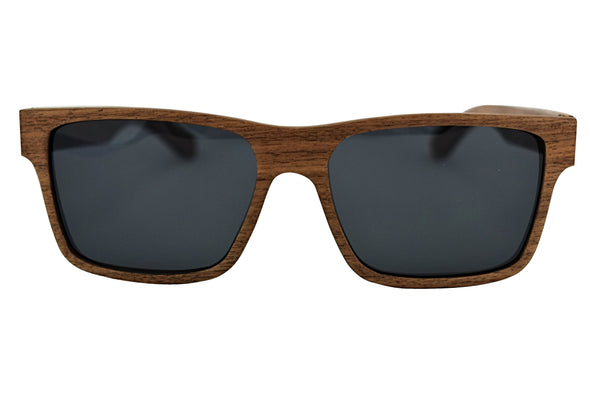 Walnut Wood Sunglasses For Men