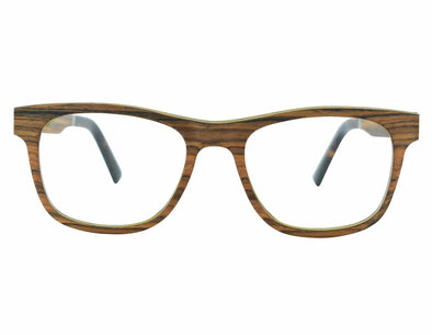 Layered Rosewood Sunglasses For RX - Oliver