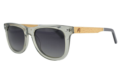 Classic Wood & Acetate Sunglasses  - Cruiser