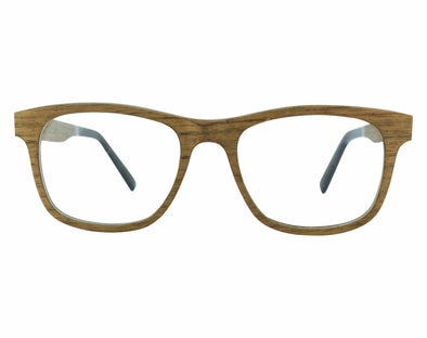 Layered Walnut Sunglasses For RX - Oliver
