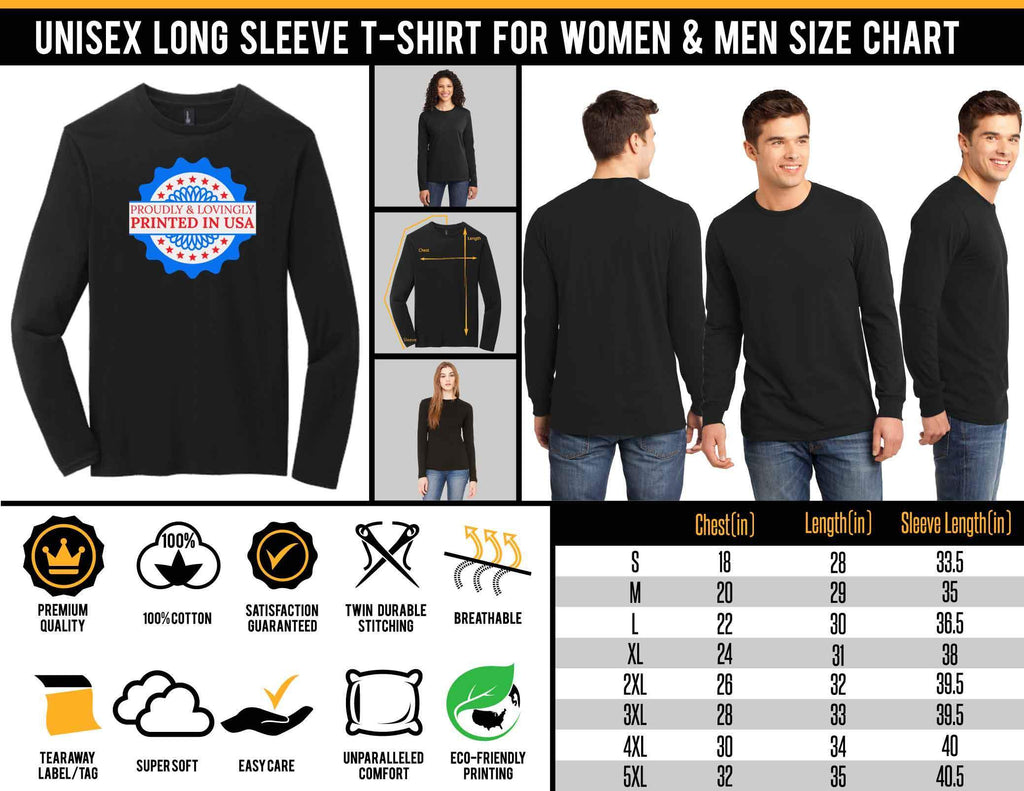 8c26c4be ... All Men Are Created Equal But Only The Finest Become Pilots Funny Long  Sleeve-NeatFind ...